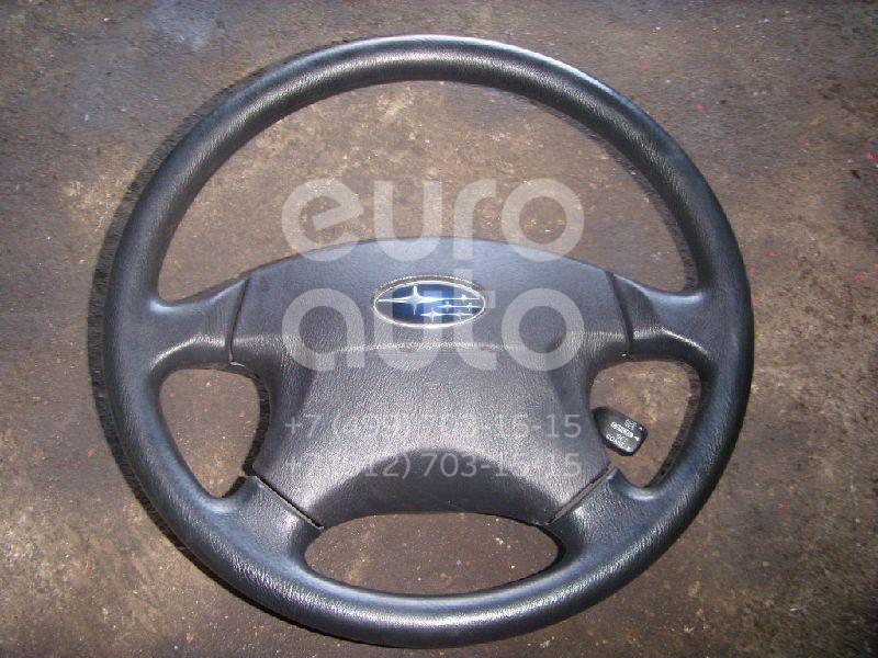 Рулевое колесо с AIR BAG для Subaru Forester (S11) 2002-2007 - Фото №1