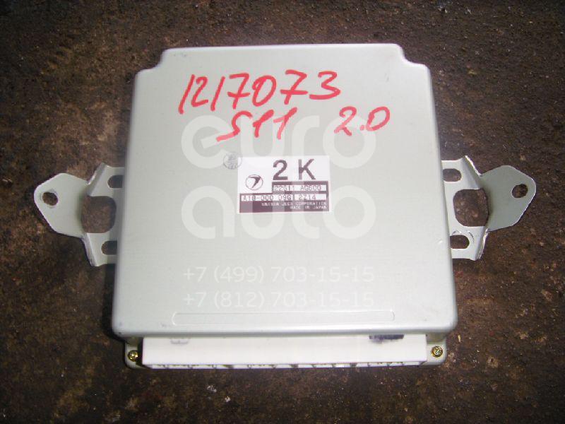 Блок управления двигателем для Subaru Forester (S11) 2002-2007 - Фото №1