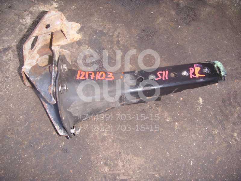 Кронштейн усилителя заднего бампера правый для Subaru Forester (S11) 2002-2007 - Фото №1