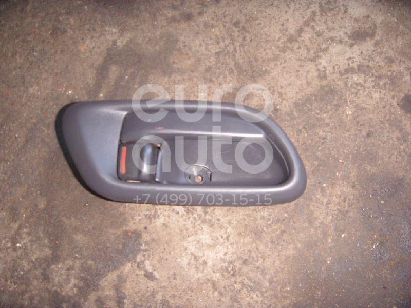 Ручка двери внутренняя правая для Subaru Forester (S11) 2002-2007 - Фото №1