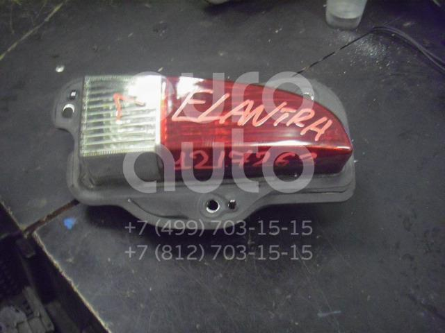 Фонарь задний внутренний левый для Hyundai Elantra 2000-2006 - Фото №1