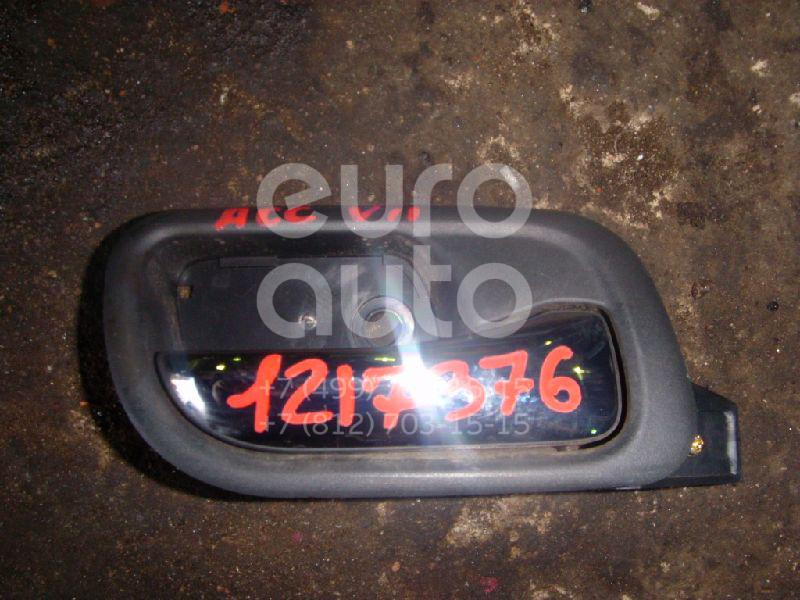 Ручка двери внутренняя правая для Honda Accord VII 2003-2008 - Фото №1