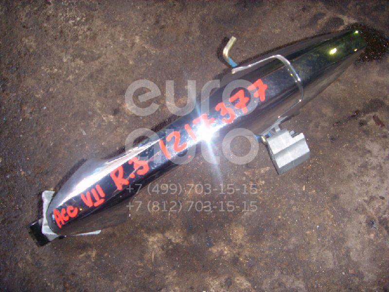 Ручка двери задней наружная правая для Honda Accord VII 2003-2008 - Фото №1