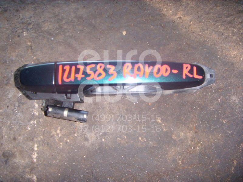 Ручка двери передней наружная для Toyota RAV 4 2000-2005 - Фото №1