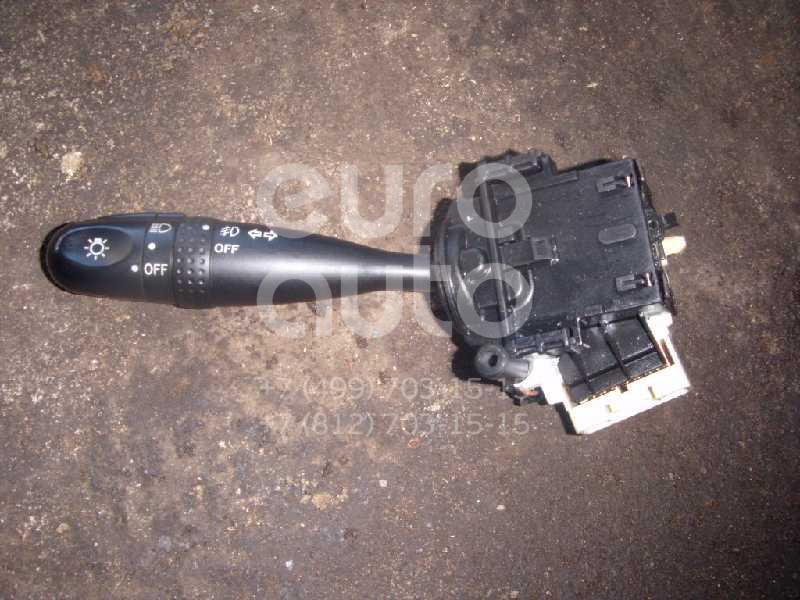 Переключатель поворотов подрулевой для Toyota RAV 4 2000-2005 - Фото №1