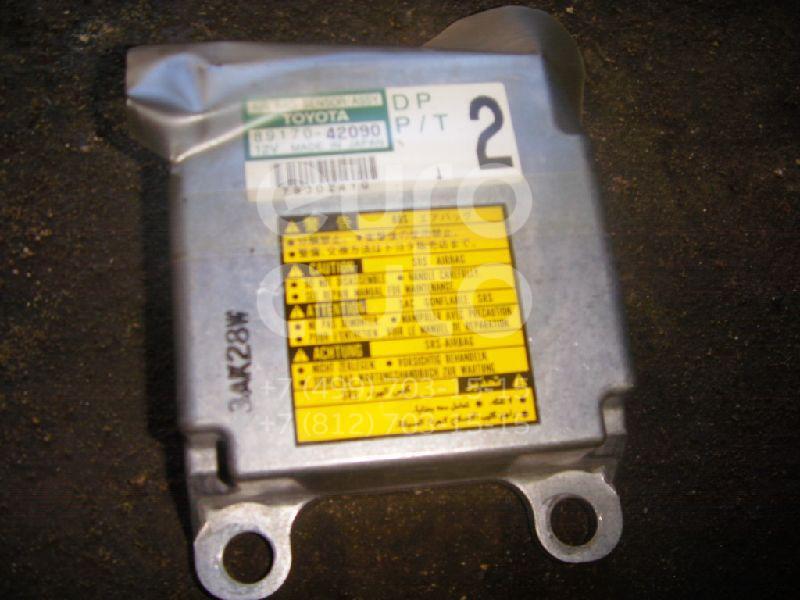 Блок управления AIR BAG для Toyota RAV 4 2000-2005 - Фото №1