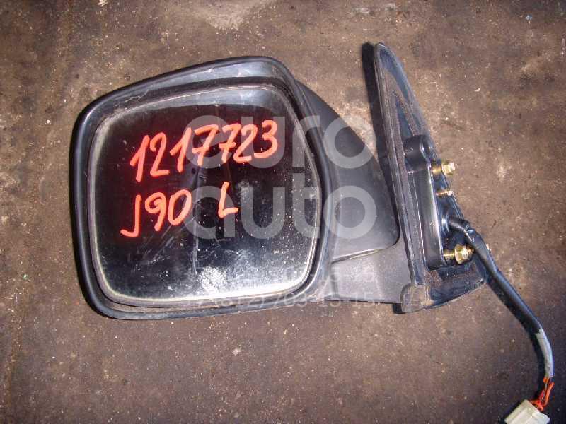 Зеркало левое электрическое для Toyota Land Cruiser (90)-Prado 1996-2002 - Фото №1