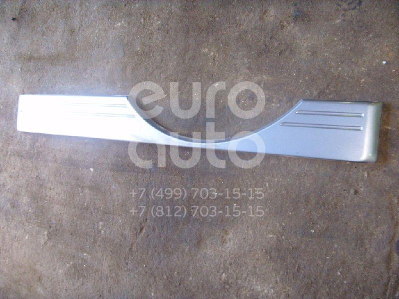 Накладка двери багажника для Toyota Land Cruiser (90)-Prado 1996-2002 - Фото №1