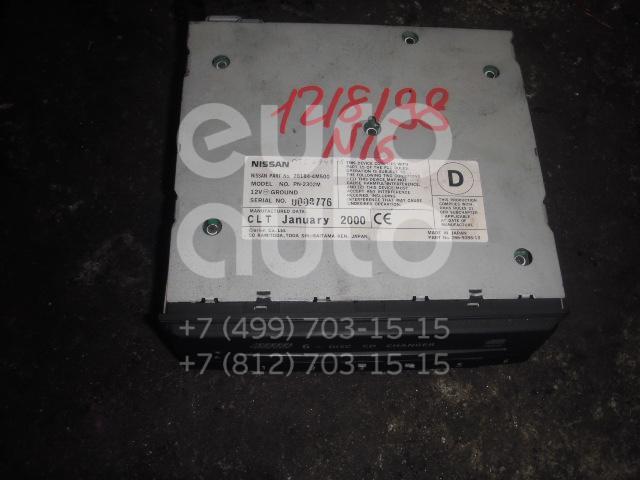 Проигрыватель CD/DVD для Nissan Almera N16 2000-2006 - Фото №1