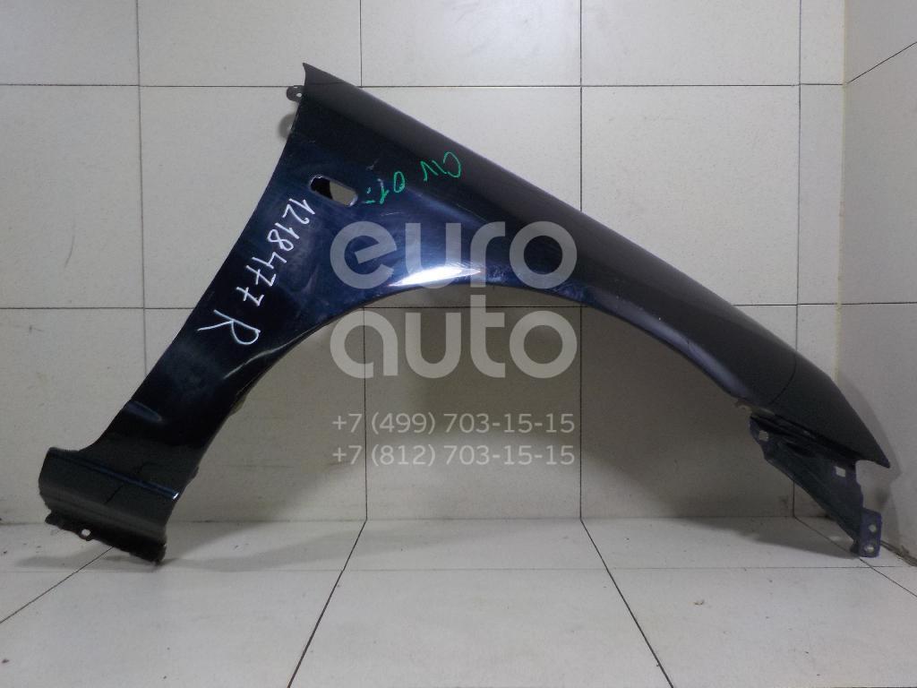 Крыло переднее правое для Honda Civic 2001-2005 - Фото №1