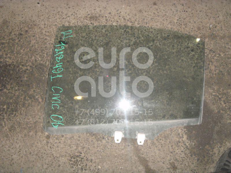 Стекло двери задней левой для Honda Civic 2001-2005 - Фото №1