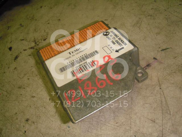 Блок управления AIR BAG для BMW 5-серия E39 1995-2003;3-серия E36 1991-1998;7-серия E38 1994-2001 - Фото №1