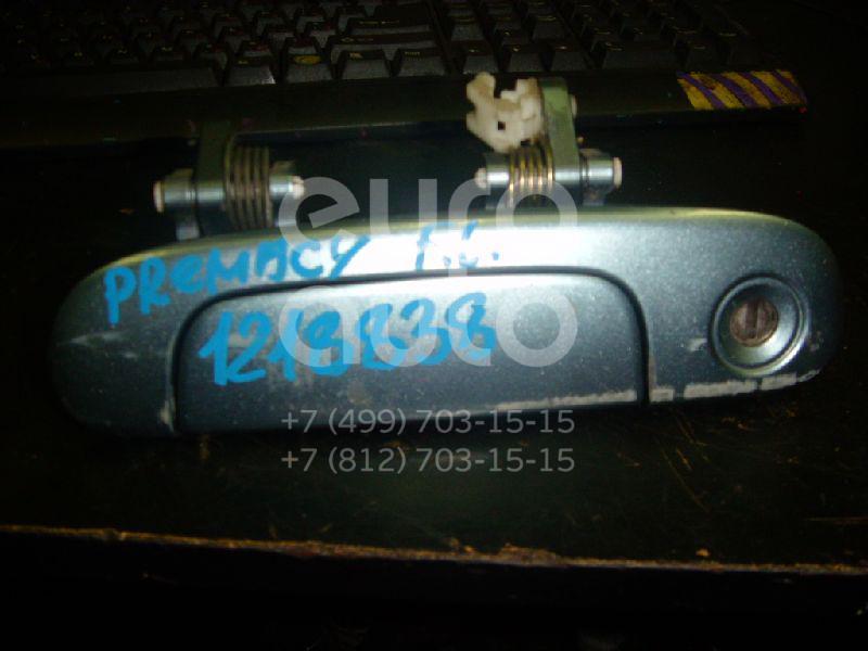 Ручка двери передней наружная левая для Mazda Premacy (CP) 1999> - Фото №1