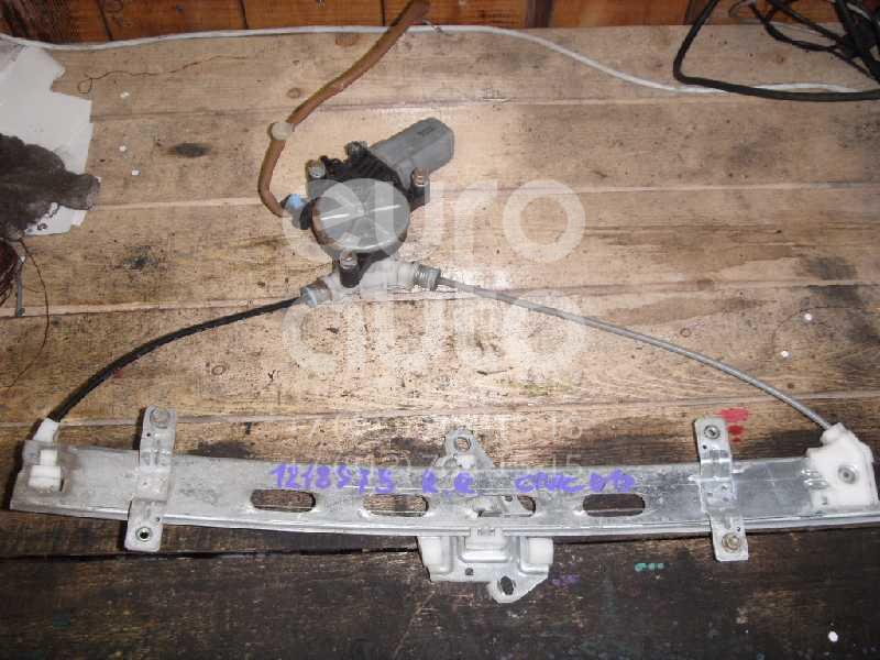 Стеклоподъемник электр. задний правый для Honda Civic 2001-2005 - Фото №1