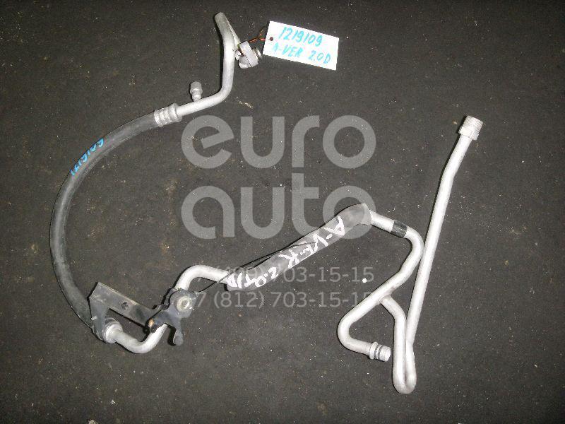 Трубка кондиционера для Toyota Avensis Verso (M20) 2001-2009 - Фото №1