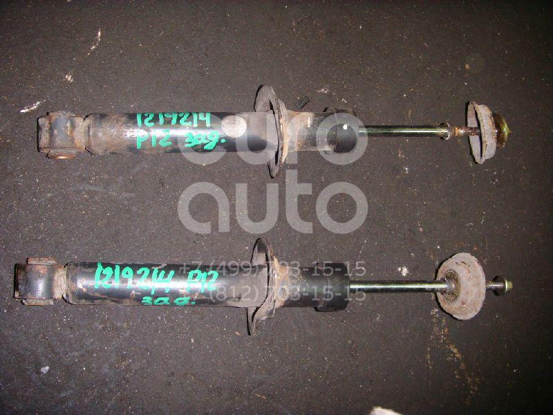 Амортизатор задний для Nissan Primera P12E 2002-2007 - Фото №1
