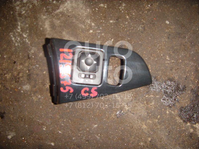Переключатель регулировки зеркала для Mitsubishi Lancer (CS/Classic) 2003-2006;Galant (DJ,DM) 2003-2012;Pajero Pinin (H6,H7) 1999-2005;Outlander (CU) 2003-2009 - Фото №1