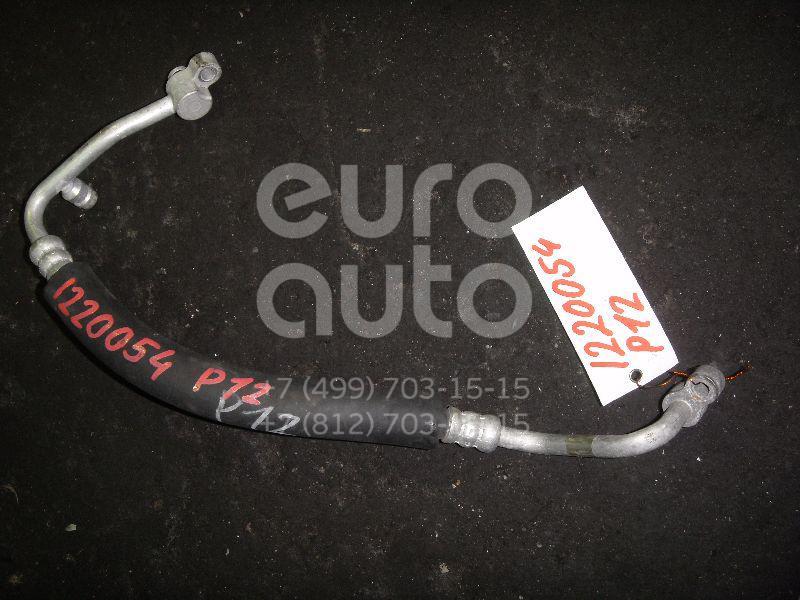 Трубка кондиционера для Nissan Primera P12E 2002-2007 - Фото №1