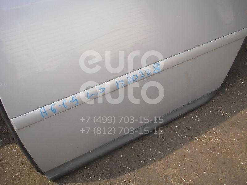 Молдинг задней левой двери для Audi A6 [C5] 1997-2004 - Фото №1