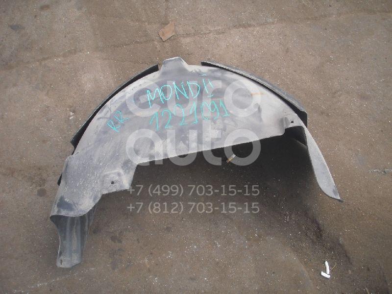 Локер задний правый для Ford Mondeo II 1996-2000 - Фото №1