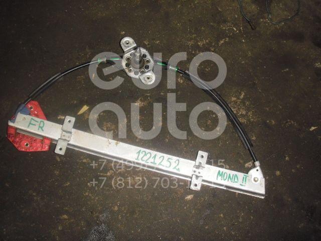 Стеклоподъемник механ. передний правый для Ford Mondeo II 1996-2000 - Фото №1