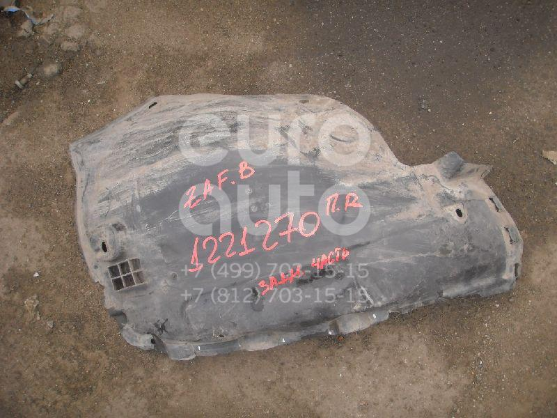 Локер передний правый для Opel Zafira B 2005-2012 - Фото №1