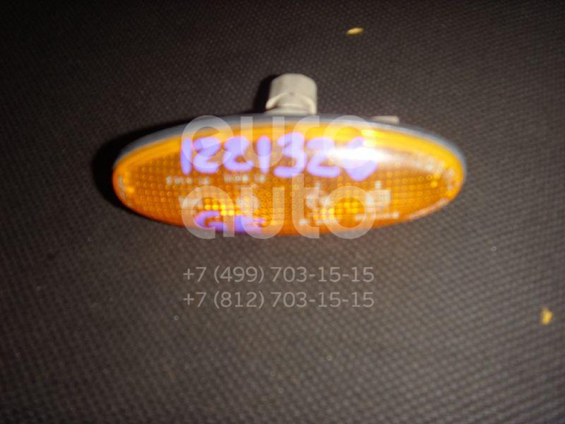 Повторитель на крыло желтый для Mazda 626 (GE) 1992-1997;323 (BA) 1994-1998;Xedos-9 1993-2002;MPV I (LV) 1988-1999;Tribute (EP) 2000-2007;Premacy (CP) 1999-2004;Demio DW 1998-2000;626 (GF) 1997-2002;MPV II (LW) 1999-2006;323 (BJ) 1998-2003 - Фото №1
