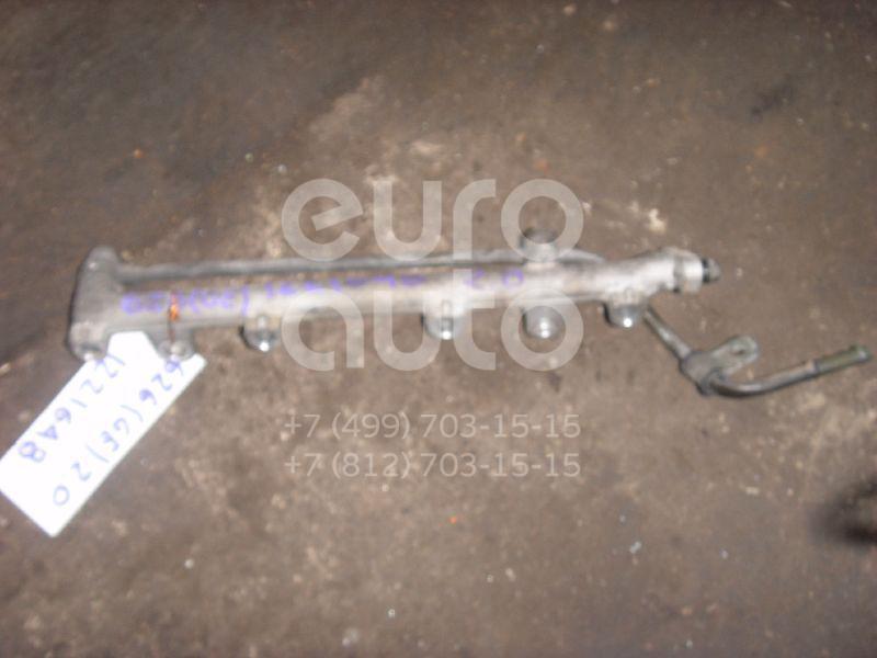 Рейка топливная (рампа) для Mazda 626 (GE) 1992-1997 - Фото №1