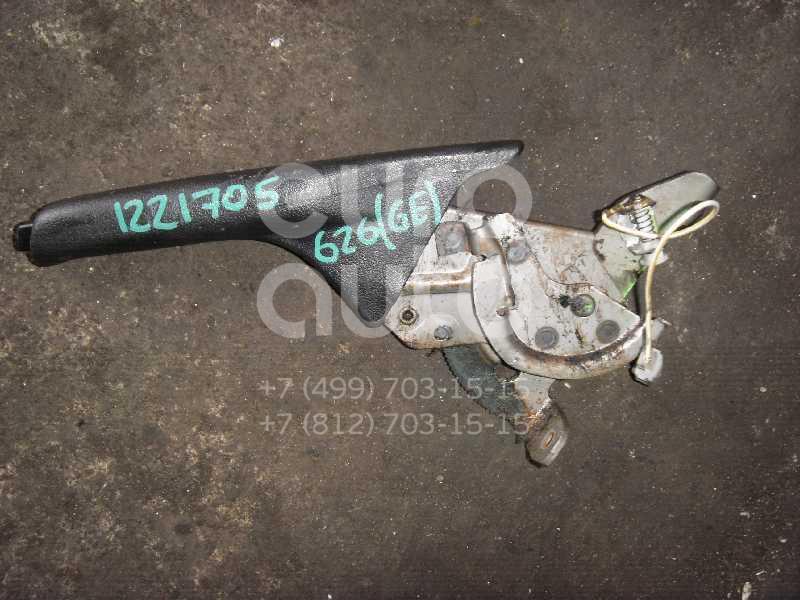 Рычаг стояночного тормоза для Mazda 626 (GE) 1992-1997 - Фото №1