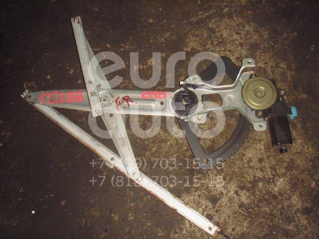 Стеклоподъемник электр. передний правый для Daewoo,Chevrolet Rezzo 2000-2011;Rezzo 2005-2010 - Фото №1