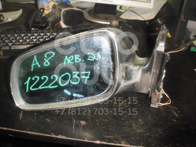 Зеркало левое электрическое для Audi A8 1994-1998 - Фото №1