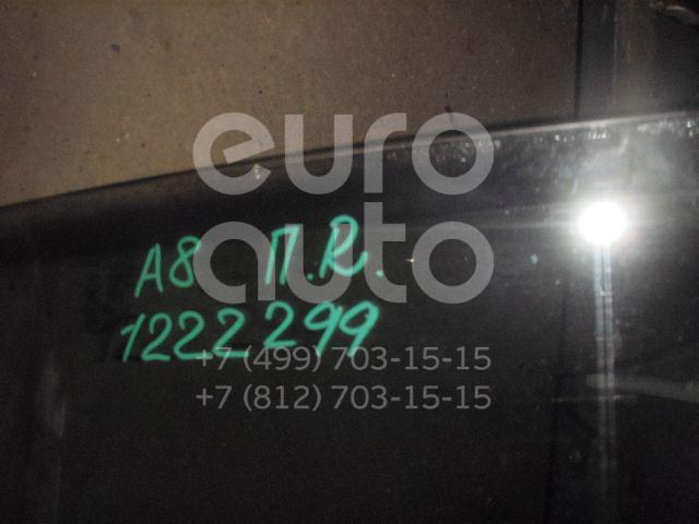 Стекло двери передней правой для Audi A8 [4D] 1994-1998 - Фото №1