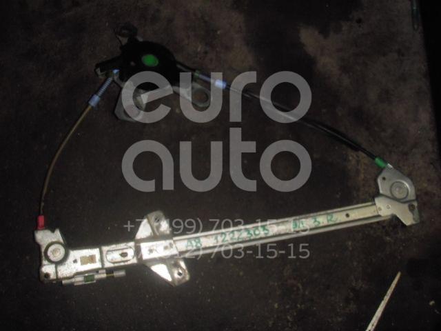Стеклоподъемник электр. задний правый для Audi A8 1994-1998;A8 1998-2003 - Фото №1