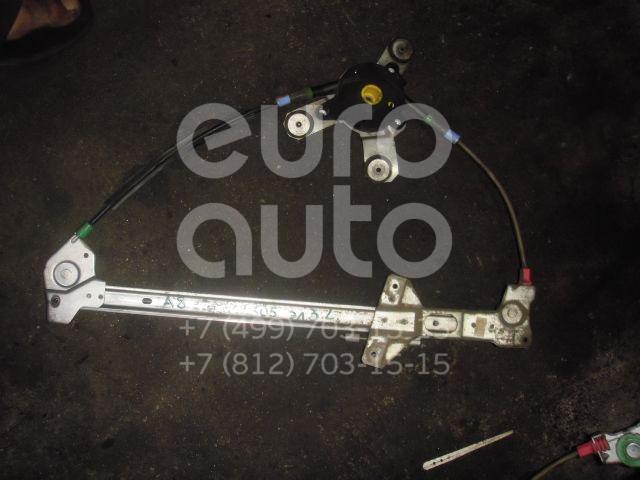 Стеклоподъемник электр. задний левый для Audi A8 [4D] 1994-1998;A8 [4D] 1999-2002 - Фото №1