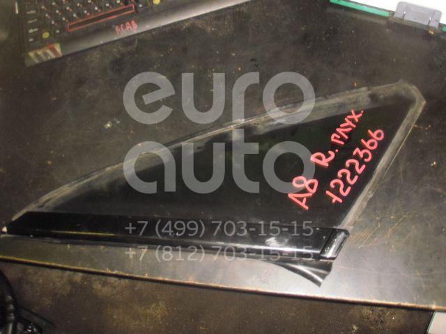 Стекло кузовное глухое правое для Audi A8 [4D] 1994-1998 - Фото №1