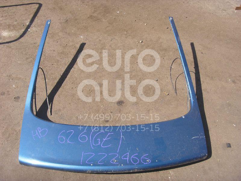 Спойлер (дефлектор) багажника для Mazda 626 (GE) 1992-1997 - Фото №1