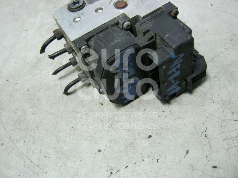 Блок ABS (насос) для Opel Meriva 2003-2010;Corsa C 2000-2006 - Фото №1