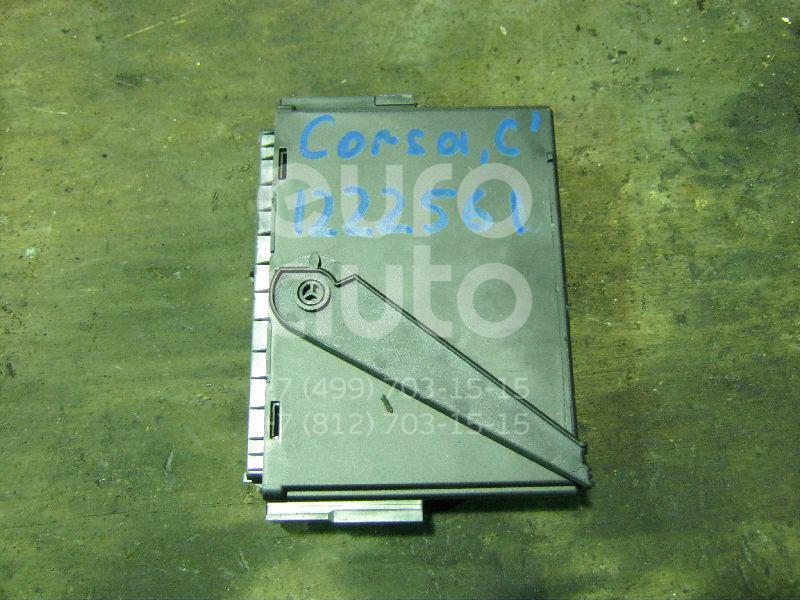 Блок управления центральным замком для Opel Corsa C 2000-2006;Meriva 2003-2010;Tigra TwinTop 2004-2009;Combo 2001-2011 - Фото №1