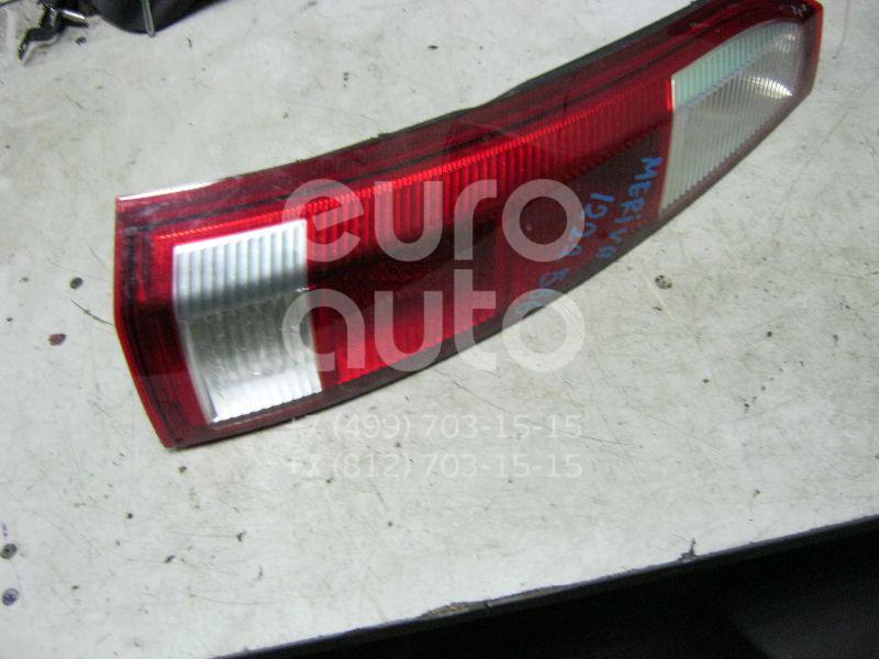 Фонарь задний левый для Opel Meriva 2003-2010 - Фото №1