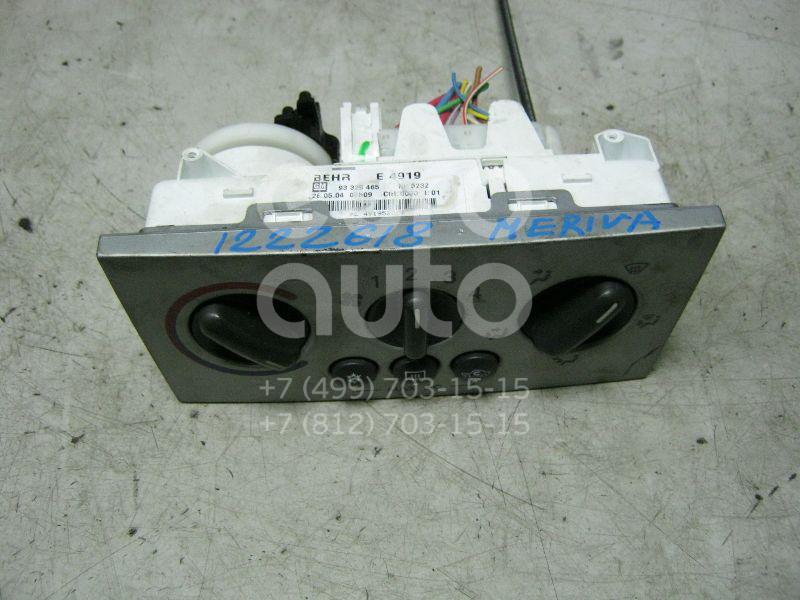 Блок управления отопителем для Opel Meriva 2003-2010 - Фото №1