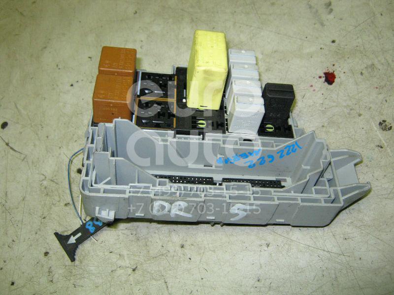 Блок предохранителей для Opel Meriva 2003-2010 - Фото №1