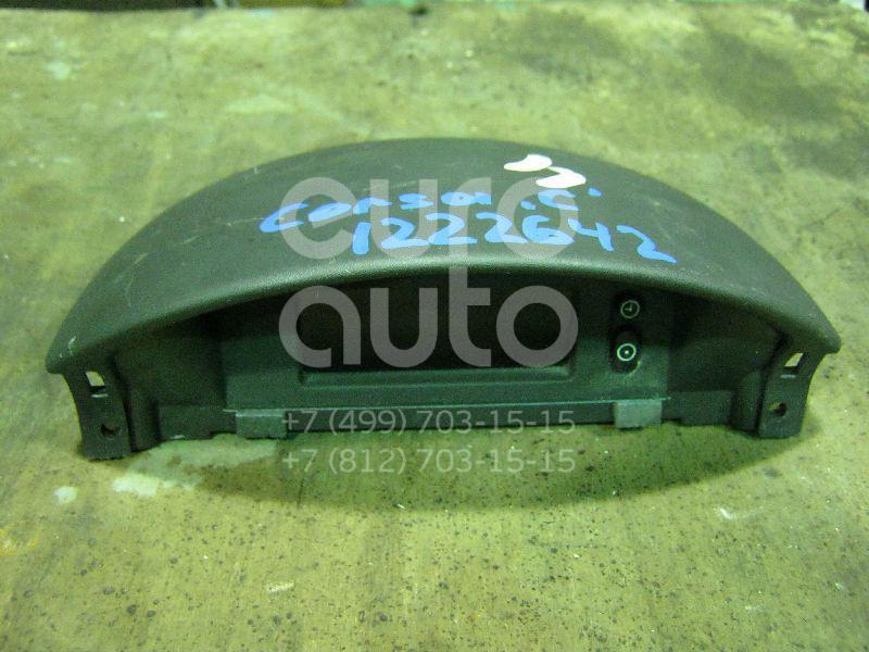 Дисплей информационный для Opel Corsa C 2000-2006;Meriva 2003-2010;Vivaro 2001>;Combo 2001-2011 - Фото №1