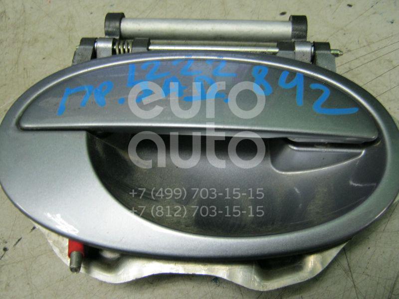 Ручка двери наружная правая для Opel Meriva 2003-2010;Corsa C 2000-2006 - Фото №1