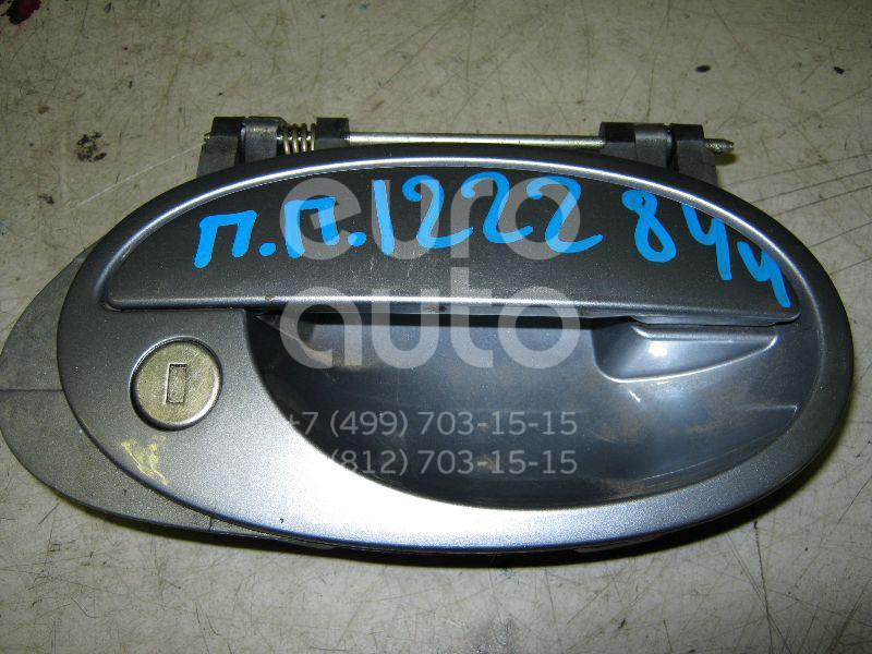 Ручка двери передней наружная правая для Opel Meriva 2003-2010 - Фото №1