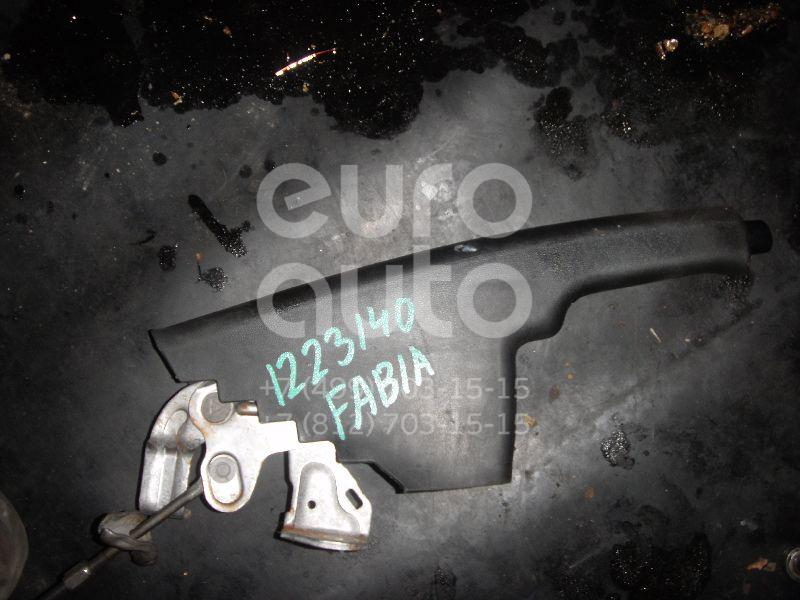 Рычаг стояночного тормоза для Skoda Fabia 1999-2006 - Фото №1