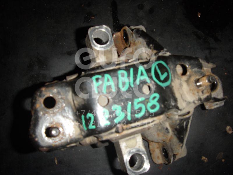 Опора КПП левая для Skoda Fabia 1999-2006 - Фото №1