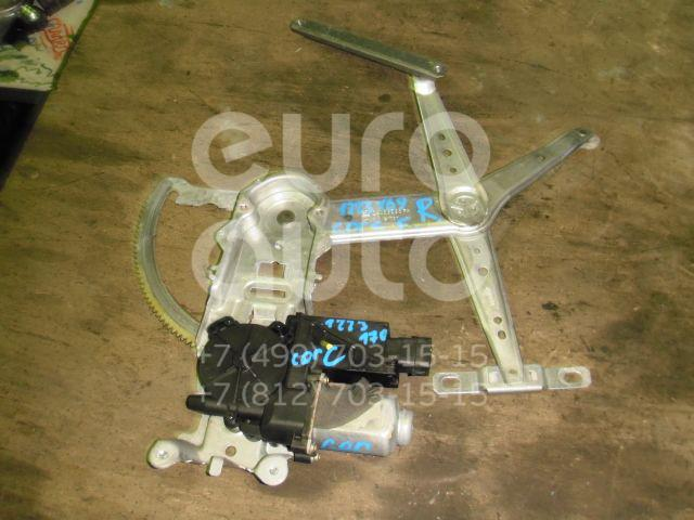 Стеклоподъемник электр. передний правый для Opel Corsa C 2000-2006 - Фото №1