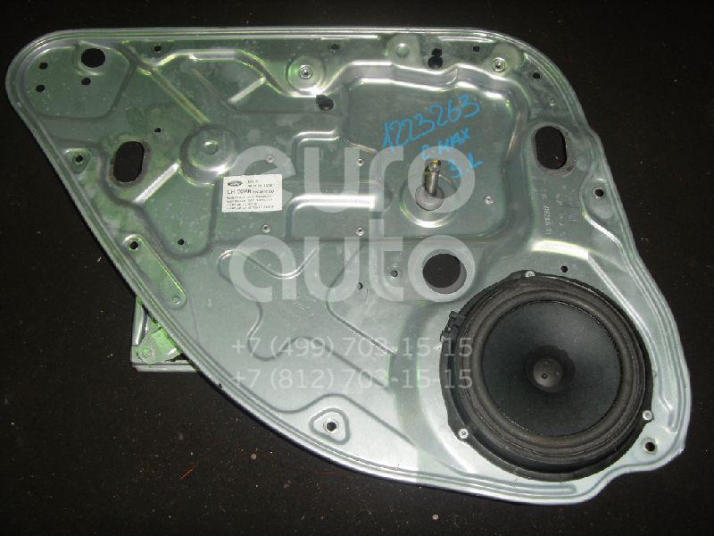 Стеклоподъемник механ. задний левый для Ford C-MAX 2003-2011;Focus II 2005-2008;Focus II 2008-2011 - Фото №1
