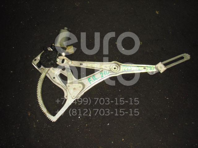 Стеклоподъемник электр. передний правый для Mercedes Benz W210 E-Klasse 2000-2002;W210 E-Klasse 1995-2000 - Фото №1