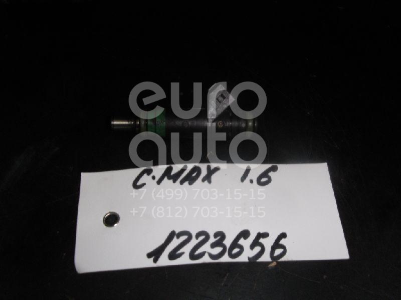 Форсунка инжекторная электрическая для Ford C-MAX 2003-2011;Focus II 2005-2008;Puma 1997-2002;Fusion 2002-2012;Focus I 1998-2005;Fiesta 2001-2008;Mondeo IV 2007-2015;Focus II 2008-2011;Fiesta 2008> - Фото №1
